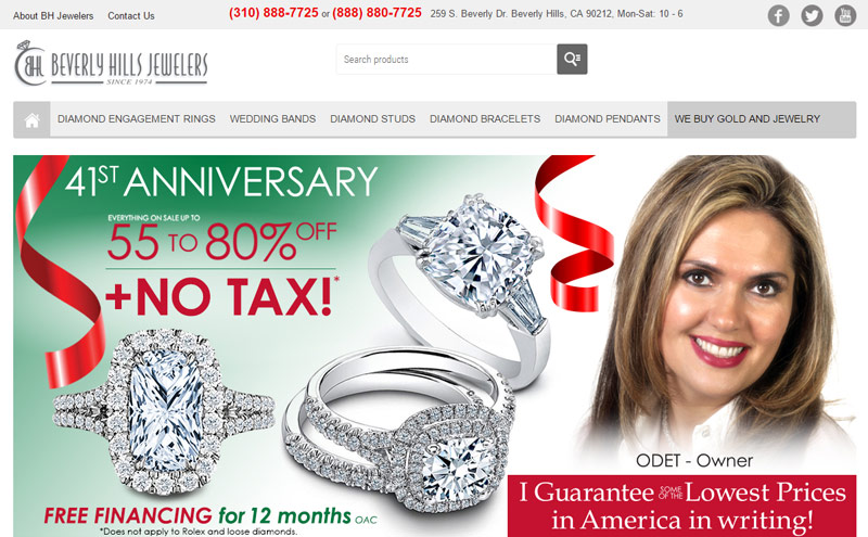 Beverly Hills Jewelers