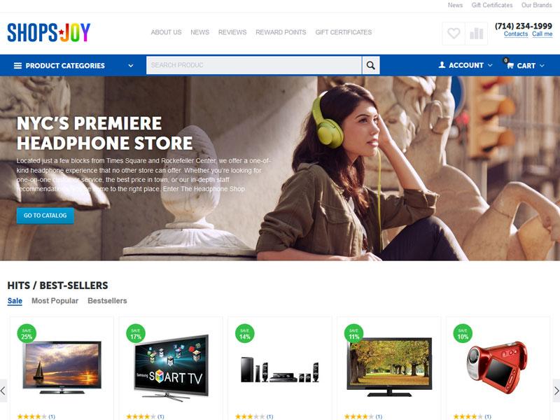 eCommerce Web Design and Development   Web SoCal, Inc